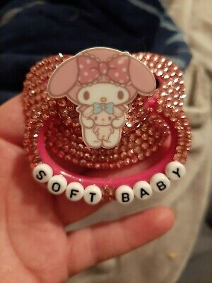 Soft baby Adult Pacifier