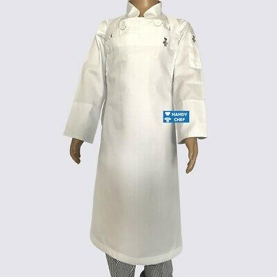 Kids Chef Apron White - See Our Ebay store for Kids Chef Hat, Kids Chef Jacket