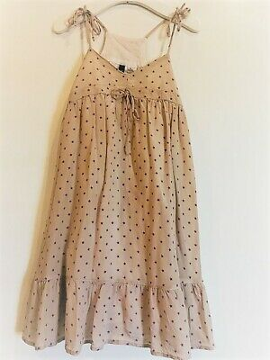 Fred Bare Summer Girls dress (Silk) Size 5