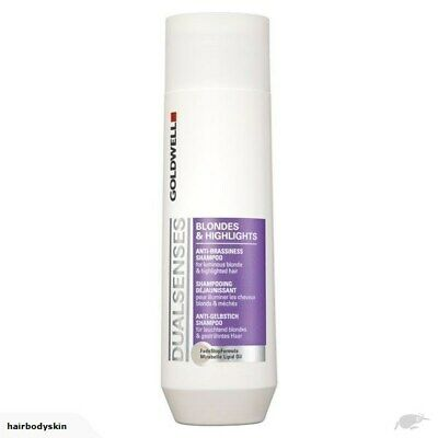 Goldwell Dualsenses Blondes & Highlights Conditioner  300 Ml----- 4 Only