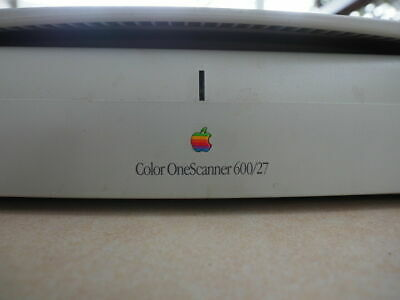 Apple Macintosh Color Scanner