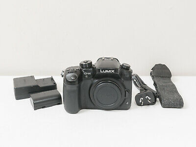 Panasonic GH4 4K Lumix Camera Body Only ~Excellent &Pls Read Desc ~$500 use code