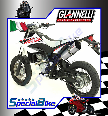 Scarico Completo Yamaha Wr 125 R / X 2009 > Giannelli Ipersport Titanio Carby