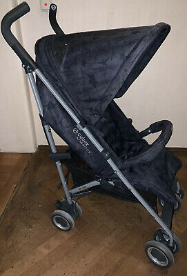 Cybex Onyx Buggy Sonderedition by Lala Berlin Sternenmuster Top Zustand