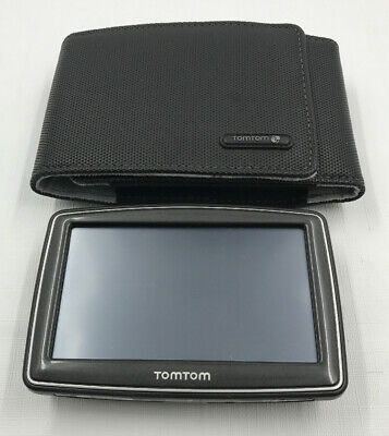 TomTom XL GPS Navigation unit 4ET0.001.01 N14644