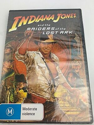 Indiana Jones and the Raiders of the Lost Ark  - DVD - NEW Region 4