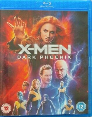 X-Men: Dark Phoenix (Blu-ray, 2019)