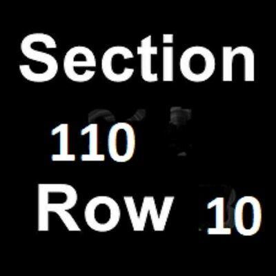 2 Tickets Empire Classic: Friday only 11/22/19 Lower level 110 row 10 adjacent