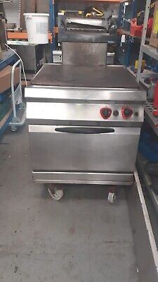 Angelo Po Gas Solid Top Commercial Cooker