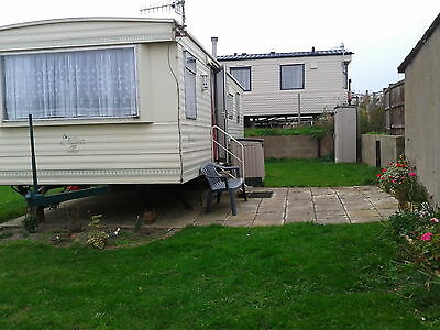 Static Caravan for hire cromer 7 nights 25 july 2020 £400