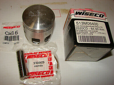 Wiseco Piston Kit Pro-Lite Standard for Yamaha BANSHEE 350 1987-2006 64 mm