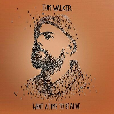 TOM WALKER WHAT A TIME TO BE ALIVE DELUXE CD (Released November 15th 2019)