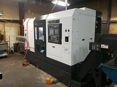 Hyundai Wia L2100SY - Subspindle, Live Tooling, Y-Axis, Barfeed, Collet & 3 Jaws