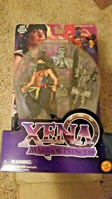 42011 Lucy Lawless Xena Warrior Princess 12 Action Figure 1998 Toy Biz