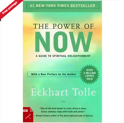 The Power of Now A Guide to Spiritual Enlightenment (PDF)