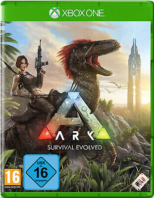 XBOX ONE Ark Survival Evolved NEU&OVP