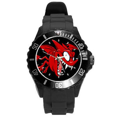 Eyeshield 21 unisex adult men women children's kids boys or girls wrist watch