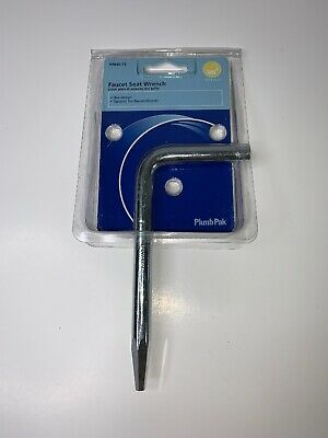 Plumb Pak PP840-15 Square Tapered Faucet Seat Wrench, For Use With Faucet