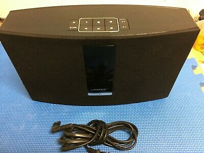 Bose Soundtouch 20 Wireless Music System 355589-Sm2 Black