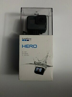 NEW - GoPro HERO (2018) Action Camera - Black