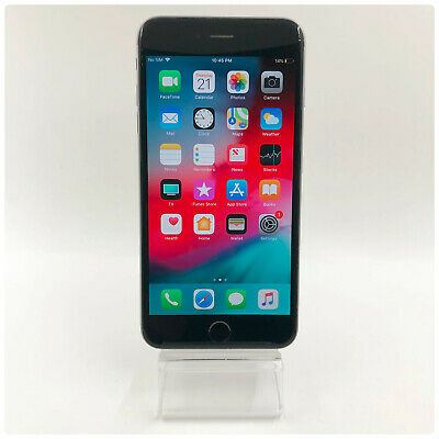 Apple iPhone 6 Plus - 64GB - Space Gray Fully Unlocked Good Condition