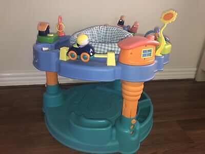 Safety 1st Bouncin Baby Play Place - Baby Activity Seat