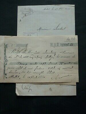 METTET 2 documents 1891/94