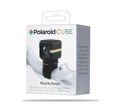 Polaroid Bicycle Mount for the Polaroid CUBE, CUBE+ HD Action, Fahrrad Halterung