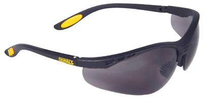 DeWalt Workwear DPG58-2D Reinforcer™ Safety Glasses Eye Protection Smoke Lens