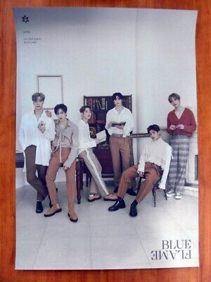 ASTRO - Blue Flame (The Book Ver.) [OFFICIAL] POSTER K-POP *NEW*