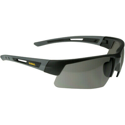 DeWalt Workwear DPG100-2D Crosscut™ Safety Glasses Eye Protection Smoke Lens