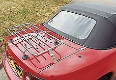 MX5 Mk1/2 classic car boot rack All Stainless