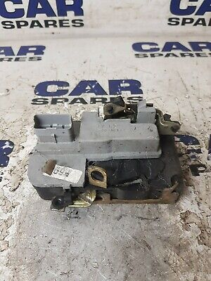 2005 Peugeot 206 Drivers Front Door Lock