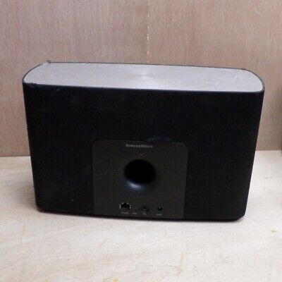 Bowers and Wilkins A5 Speaker System Apple Airplay Wireless Black B&W
