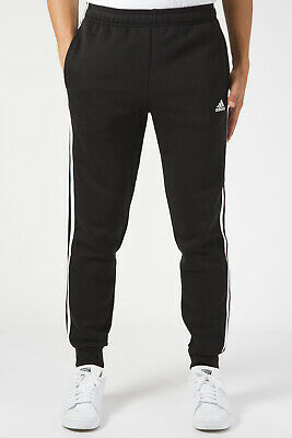 Adidas Pantaloni Felpa Essentials 3-Stripes Jogger BR3696