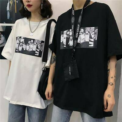Cool Harajuku Naruto Tshirt Streetwear Men Summer Fashion Amine T-shirt Casual C