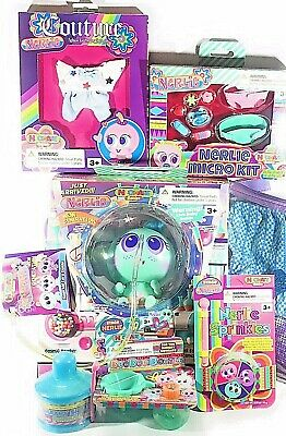 Free USA Shipping! Distroller Bundle Nerlie Baby Barry Watts With Food Bundle