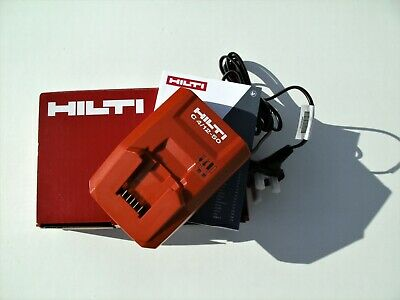 HILTI Battery Charger C4/12-50  (240v mains supply)