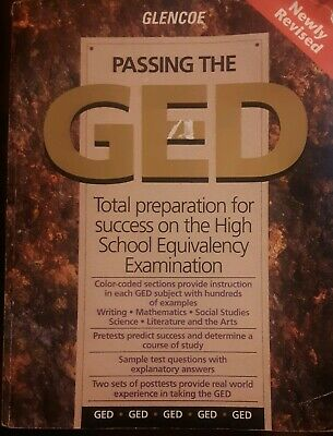 Passing the GED (Newly Revised 1998  Paperback) by Linda Barnes