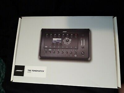 Bose T8S ToneMatch 8 Channel Microphone Mixer - 7854910110