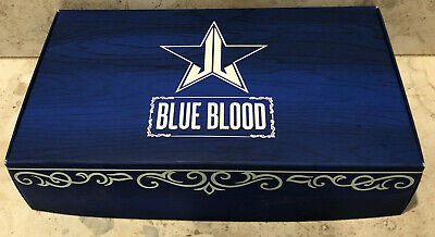 Jeffree Star BLUE BLOOD Eyeshadow Palette - New In Box!