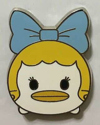 DAISY Hollywood Tower of Terror Hotel Tsum Tsum 2017 Disney Pin PinPics 120728