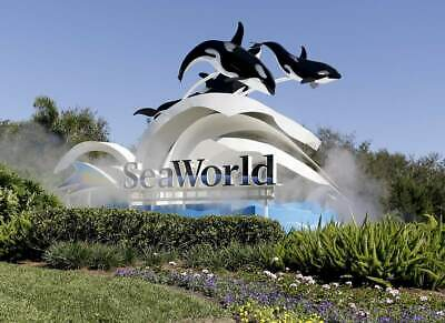 single day tickets for sea world San diego