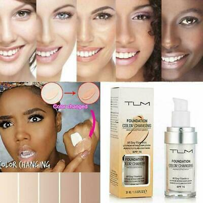 Magic Flawless Color Changing Foundation TLM Makeup Change To Your Skin Tone AU