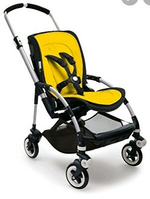 Bugaboo Stroller Seat Liner Yellow NEW