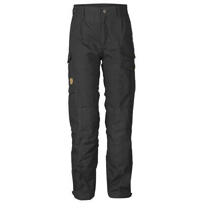 Fjallraven Kids Vidda Trousers Dark Grey - SALE!