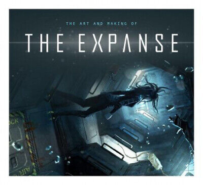 The Art and Making of The Expanse by Titan Books.