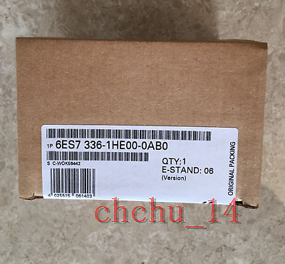 Siemens 6ES7336-1HE00-0AB0 6ES7 336-1HE00-0AB0  brand and new New Fast delivery