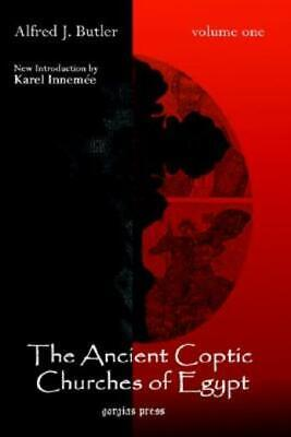 The Ancient Coptic Churches of Egypt by A. J. Butler (2004, Hardcover)