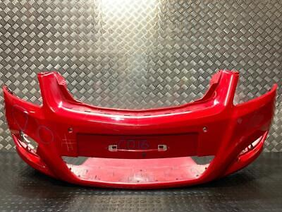 NEW OPEL VAUXHALL ZAFIRA 2008-2013 FRONT BUMPER WITH PDC HOLES